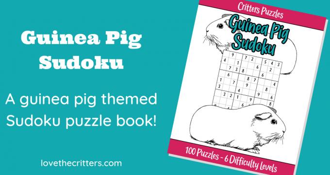 Guinea Pig Sudoku